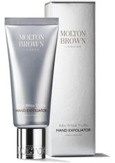 MOLTON BROWN - Molton Brown Alba White Truffle Hand Exfoliator (40ml) - PEELING & MASKE
