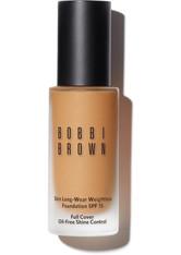 Bobbi Brown Makeup Foundation Skin Long-Wear Weightless Foundation SPF 15 Nr. 3.5 Warm Beige 30 ml