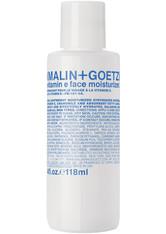 Malin + Goetz - Vitamin E Face Moisturizer - Tagespflege & Nachtpflege