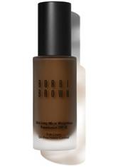 Bobbi Brown Makeup Foundation Skin Long-Wear Weightless Foundation SPF 15 Nr. 07 Almond 30 ml