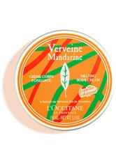 Aktion - L'Occitane Verbene Mandarine Schmelzzarte Körpercreme 150 ml