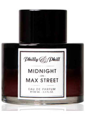 PHILLY & PHILL - Philly & Phill Unisexdüfte Midnight on Max Street Eau de Parfum Spray 100 ml - Parfum