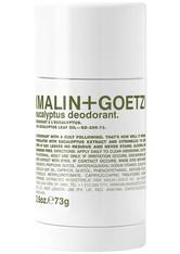 Malin+Goetz Produkte Eucalyptus Deodorant Deodorant Stift 73.0 g