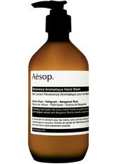 AESOP - Reverence Aromatique Hand Wash - SEIFE