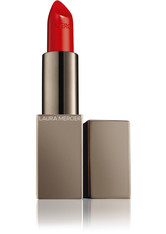 Laura Mercier Rouge Essentiel Silky Crème Lipstick 3.5g (Various Shades) - Coral Vif