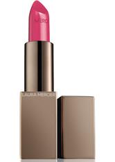 Laura Mercier Rouge Essentiel Silky Crème Lipstick 3.5g (Various Shades) - Magenta Délicat