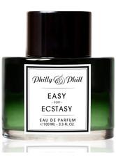 Philly & Phill Unisexdüfte Easy for Ecstasy Eau de Parfum Spray 100 ml