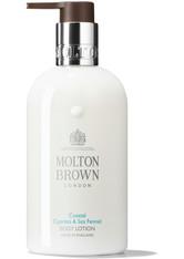 MOLTON BROWN - MOLTON BROWN Coastal Cypress & Sea Fennel Body Lotion 300 ml - KÖRPERPFLEGE
