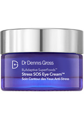 Dr Dennis Gross Produkte B³Adaptive SuperFoods™ Stress SOS Eye Cream™ Augenpflegekonzentrat 15.0 ml