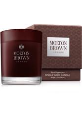 MOLTON BROWN - Molton Brown Black Peppercorn Single Wick Candle 180 g - DUFTKERZEN