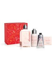 L'OCCITANE Kirschblüte Körperpflege-Geschenkset 4 Stück