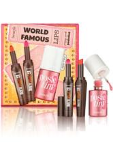 BENEFIT - Benefit World Famous Lips - LIPPENSTIFT