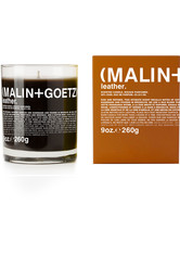 Malin+Goetz Produkte leather candle Kerze 260.0 g
