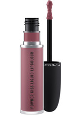 MAC Lippenstift Powder Kiss Liquid Lippenfarbe 5.0 ml
