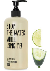 Stop The Water While Using Me! - Cucumber Lime Soap - -cucumber Lime Soap 500 Ml
