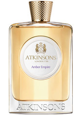 ATKINSONS - Atkinsons The Legendary Collection Amber Empire Eau de Toilette Nat. Spray 100 ml - Parfum