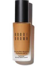 Bobbi Brown Skin Long-Wear Weightless Foundation SPF15 (verschiedene Farbtöne) - Cool Honey