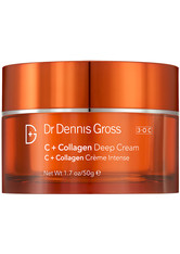 Dr Dennis Gross Skincare Pflege C+Collagen C + Collagen Deep Cream 50 ml