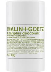Malin + Goetz - Eucalyptus Deodorant Travel - Deodorant