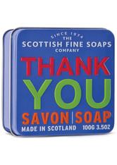 THE SCOTTISH FINE SOAP COMPANY - Thank You Soap - REINIGUNG
