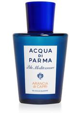Acqua di Parma Unisexdüfte Arancia di Capri Blu Mediterraneo Shower Gel 200 ml