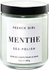 French Girl Produkte Mint Sea Polish - Smoothing Treatment Körperpeeling 283.0 g