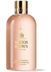 Molton Brown Bath & Shower Gel Jasmine & Sun Rose Bath & Shower Gel (300ml)