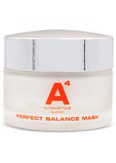 A4 Cosmetics A4 Perfect Balance Mask 50 ml Gesichtsmaske