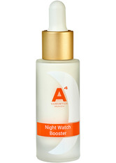 A4 COSMETICS - A4 Cosmetics Produkte A4 Cosmetics Produkte Night Watch Booster Anti-Aging Gesichtsserum 20.0 ml - Serum