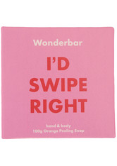 WONDERBAR - Orange Peeling Soap - Seife