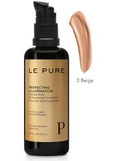 LE PURE - Perfecting Illumination Beige 3 - FOUNDATION
