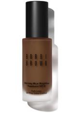 Bobbi Brown Makeup Foundation Skin Long-Wear Weightless Foundation SPF 15 Nr. 08 Walnut 30 ml