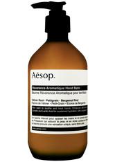 AESOP - Reverence Aromatique Hand Balm - HÄNDE