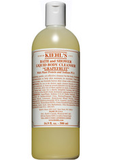 KIEHL'S - Kiehl's Körperpflege Reinigung Bath and Shower Liquid Body Cleanser Grapefruit 500 ml - DUSCHEN & BADEN