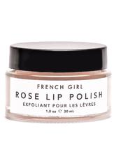 French Girl Produkte Rose Lip Polish Lippenpeeling 30.0 ml