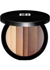 Edward Bess - Natural Enhancing Eyeshadow Palette – Sunlit Sands – Lidschattenpalette - Braun - one size