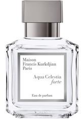 MAISON FRANCIS KURKDJIAN PARIS - Maison Francis Kurkdjian Paris Unisex Maison Francis Kurkdjian Paris Unisex Aqua Celestia Forte Eau de Parfum 70.0 ml - Parfum