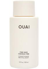 Ouai Shampoo und Conditioner Fine Hair Conditioner Haarspülung 300.0 ml