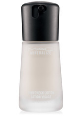 MAC - MAC Feuchtigkeitspflege MAC Feuchtigkeitspflege Mineralize Timecheck Lotion Gesichtslotion 30.0 ml - Tagespflege