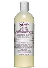Kiehl's Körperpflege Lavender Foaming-Relaxing Bath with Sea Salts and Aloe Vera Badezusatz 500.0 ml