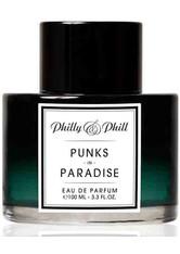 Philly & Phill Unisexdüfte Punks In Paradise Eau de Parfum Spray 100 ml