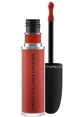 Mac M·A·C Powder Kiss Collection Powder Kiss Liquid Lipcolour 5 ml Devoted to Chili