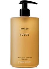 BYREDO Produkte Suede Soap Handreinigung 450.0 ml