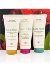 Aveda Feuchtigkeit Hand Relief™ Moisturizing Reisegrößen Trio Hand-Fuß-Pflege 1.0 pieces