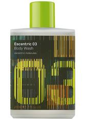 Escentric Molecules - Escentric 03 Body Wash, 200 Ml – Waschgel - one size