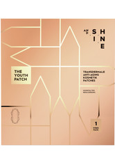 AND SHINE - AND SHINE The Youth Patch Hyaluron Anti-Aging Patches Gesichtsmaske  2 Stk - PFLEGESETS