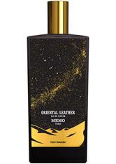 Memo Paris Cuirs Nomades Oriental Leather Eau de Parfum 75 ml