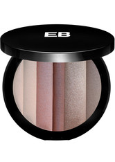 Edward Bess - Natural Enhancing Eyeshadow Palette – Earth Tones – Lidschattenpalette - Gold - one size
