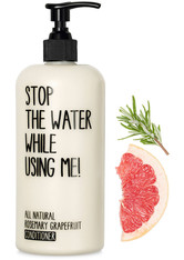 STOP THE WATER WHILE USING ME! - Stop the water while using me! All natural Rosemary Grapefruit Conditioner 500 ml - Conditioner & Kur