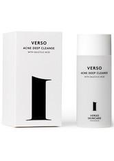 Verso - Acne Deep Cleanse, 150 Ml – Reinigungspflege - one size